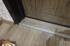 23 облицовка на праг на входна врата с ламинат