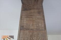 45,2 дървени лайсни